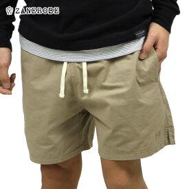 【ポイント10倍 12/4 20:00〜12/11 01:59まで】 ゼンローブ ZANEROBE 正規販売店 メンズ チノ ショートパンツ ZEPHYR CHINO SHORT PANTS SAND 600-MET