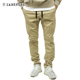 ゼンローブ ジョガーパンツ メンズ 正規販売店 ZANEROBE シュアショット ボトムス チノパン SURESHOT CHINO PANTS TAN 735-MTG