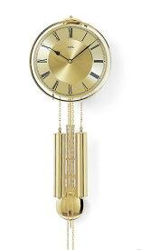 【クーポン配布中】輸入時計【AMS(アームス社ドイツ製).壁掛け8日巻き・ボンボン時計 AMS-356】 【送料無料】人気 おしゃれ ドイツ製 時計 掛け時計 置時計 クラシック 時計 モダン 時計 ヨーロッパ時計 ヘルムレ アンティーク時計