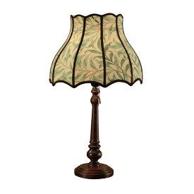 【クーポン配布中】 ウィリアムモリス 【テーブルランプ】『ウイローボウ』Willow Bough (1887)【送料無料】照明器具 アンティーク家具 おしゃれランプ 輸入 照明 鈴木家具