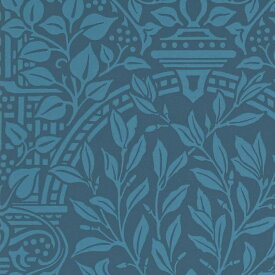 【クーポン配布中】ウィリアムモリス 壁紙【ガーデン クラフト Garden Craft】おしゃれ 壁紙 ウォールペーパー クロス 輸入壁紙 イギリス製 アンティーク 壁紙 植物 ボタニカル インテリア 本物 Morris【0830252】