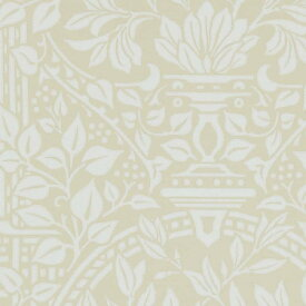 【クーポン配布中】ウィリアムモリス 壁紙【ガーデン・クラフト Garden Craft】おしゃれ 壁紙 ウォールペーパー クロス 輸入壁紙 イギリス製 アンティーク 壁紙 植物 ボタニカル インテリア 本物 Morris【m-g-210360】