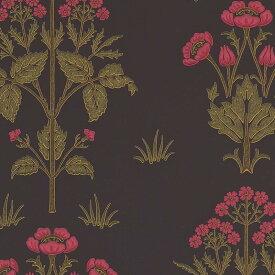 【クーポン配布中】ウィリアムモリス 壁紙【メドウ スイート Meadow Sweet】おしゃれ 壁紙 ウォールペーパー クロス 輸入壁紙 イギリス製 アンティーク 壁紙 植物 ボタニカル インテリア 本物 Morris【m-s-210352】