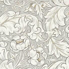 【クーポン配布中】ウィリアムモリス 壁紙 PURE MORRIS【Pure Bachelors Button 216050】ピュアモリス【送料無料】おしゃれ 壁紙 ウォールペーパー クロス 輸入壁紙 イギリス製 アンティーク 壁紙 植物 ボタニカル インテリア 本物 Morris