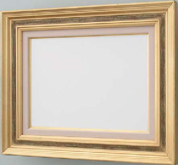 油絵用額縁 F0号回廊(同志舎) 木製