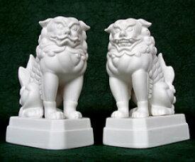 狛犬 神具 神棚 陶器 焼き物 【 狛犬 】