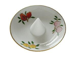 風水 厄除け 浄化 盛り塩 色 皿 三柑皿 4寸