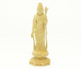 観音菩薩 像 木彫 聖観音 No.1