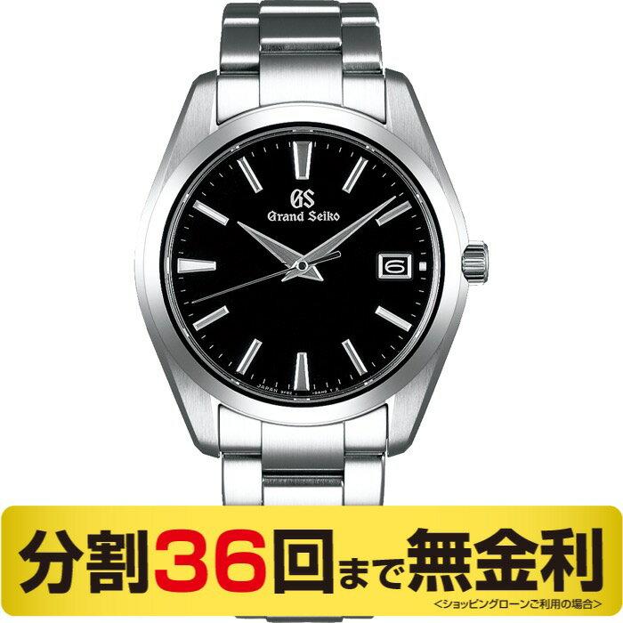 「最大3万円OFFクーポン & 当店ならポイント最大39倍 21日9:59まで」グランドセイコー GRAND SEIKO SBGV223 メンズ クオーツ 腕時計 (36回無金利)