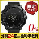 限定モデル スント トラバース SUUNTO TRAVERSE サファイアブラック 腕時計 SS022291000 GPS 国内正規品 分割払い無金利 (P)