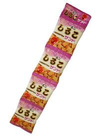 【名古屋土産】しるこサンドミニ 4連タイプ (25g×4袋)〈名古屋 お土産 しるこサンド 松永製菓 個包装 愛知 みやげ 名物 ビスケット お取り寄せ スイーツ ひとくち 遠足 小分け おやつ 〉