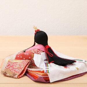 豆丸紋桜市松屏風親王飾12