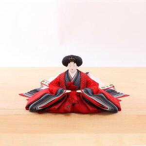 雛人形ひな人形十番清水久遊うるし箔親王飾