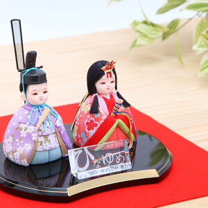新井久夫ひなゆめふく紫親王飾10