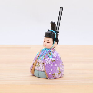 新井久夫ひなゆめふく紫親王飾15