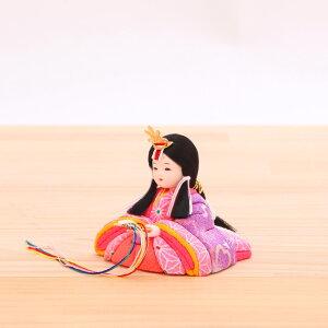 木目込みひな人形『ひなゆめ』こはな親王飾