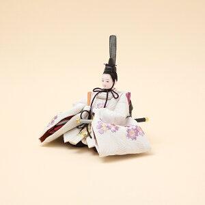 雛人形ひな人形柳柴田家千代流水桜親王飾
