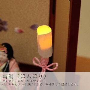 折原粋玉(おりはらすいぎょく)作こまちチリメン花舞桜屏風飾10