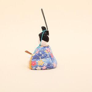 折原粋玉(おりはらすいぎょく)作こまちチリメン花舞桜屏風飾15
