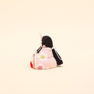 折原粋玉(おりはらすいぎょく)作こまちチリメン花舞桜屏風飾19
