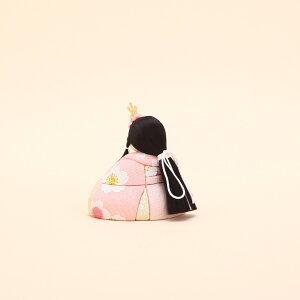折原粋玉(おりはらすいぎょく)作こまちチリメン花舞桜屏風飾20