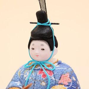 折原粋玉(おりはらすいぎょく)作こまちチリメン花舞桜屏風飾3
