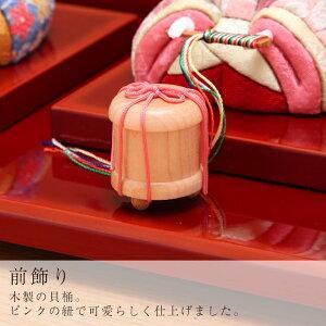 折原粋玉(おりはらすいぎょく)作こまちチリメン花舞桜屏風飾9