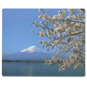 和風マウスパッド富士山