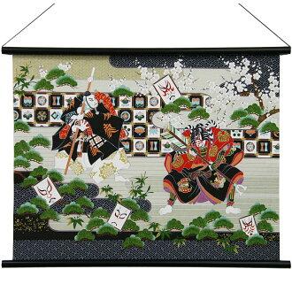 Yuzen washi tapestry Kabuki