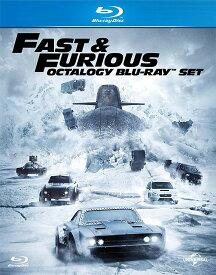 ワイルド・スピード オクタロジー Blu-ray SET (初回生産限定) [Blu-ray]