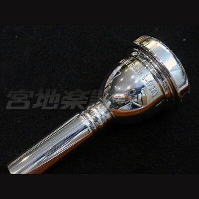 V.Bach バック トロンボーン マウスピース 太管 モデル 5G〜6・1/2AM(6HAM)【店頭受取対応商品】