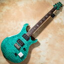 Paul Reed Smith(PRS)/Japan Limited Edition SE Custom 24 Quilt Maple Top (Aquamarine)【限定品】【在庫あり】