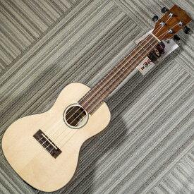 KALA/KA-SSTU-CE Solid Spruce Travel Concert w/EQ【在庫あり】【チューナー、ストラッププレゼント】