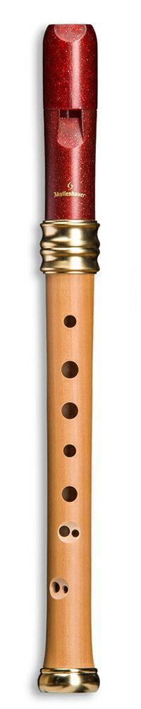 木製リコーダーMollenhauer(モーレンハウエル)ソプラノ1119R