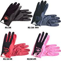 Pearl/ROCK GRIP3 Drummer's Glove RG-3M PINK【在庫あり】