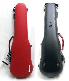 【送料無料】ヴァイオリンケース GEWA AIR 1.7 PRESTIGE shaped(ゲバ エアープレステージ シェイプド)レッド/ブラック【店頭受取対応商品】【ヴァイオリンケースまつり】