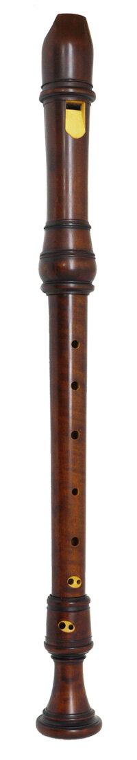 木製リコーダースズキアルト(A=415)宮地楽器オリジナルモデルMSRA-2105