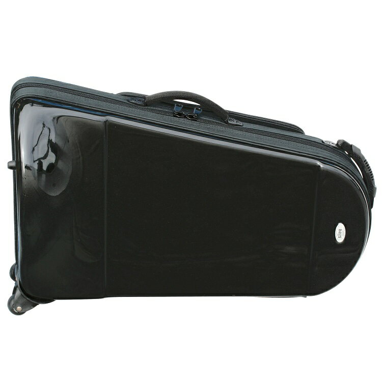 bags バッグス ユーフォニアム ケース ブラック ※送料無料