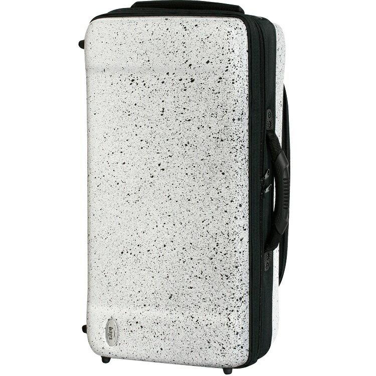 bags バッグス トランペット ケース (2本入り用) フュージョンホワイト ※送料無料