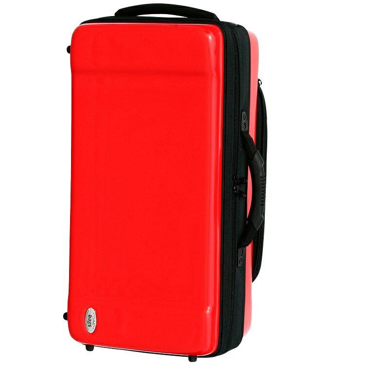 bags バッグス トランペット ケース (2本入り用) レッド ※送料無料
