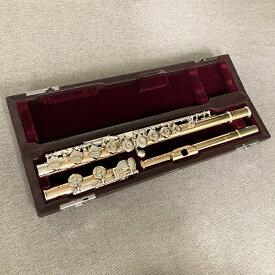 ※ご商談中※ ムラマツ フルート 9KCCE 管体=9K金製 C管 Eメカ付き Muramatsu ※送料無料 管楽器 在庫有り・検品調整後出荷
