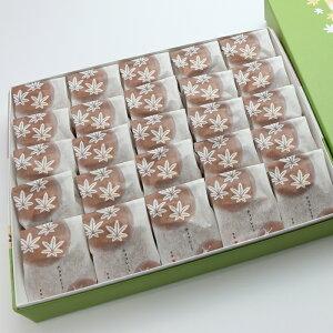 もみじ饅頭 チョコレート詰合せ25個入り