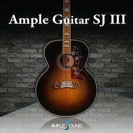 AMPLE SOUND/AMPLE GUITAR SJ III【〜8/15 期間限定特価キャンペーン】【オンライン納品】【在庫あり】