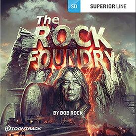 TOONTRACK/SDX - THE ROCK FOUNDRY【オンライン納品】【在庫あり】