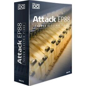 UVI/Attack EP88【数量限定特価キャンペーン】【オンライン納品】【在庫あり】