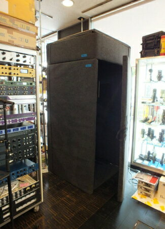 Very-Q/VQP960 Boothset【簡易防音室セット】【グレー】【受注生産品】