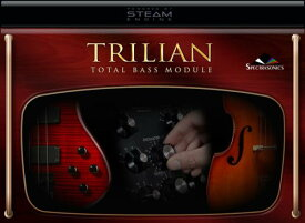 Spectrasonics/Trilian USBインストーラー版【定番】【〜6/19 期間限定特価キャンペーン】【在庫あり】