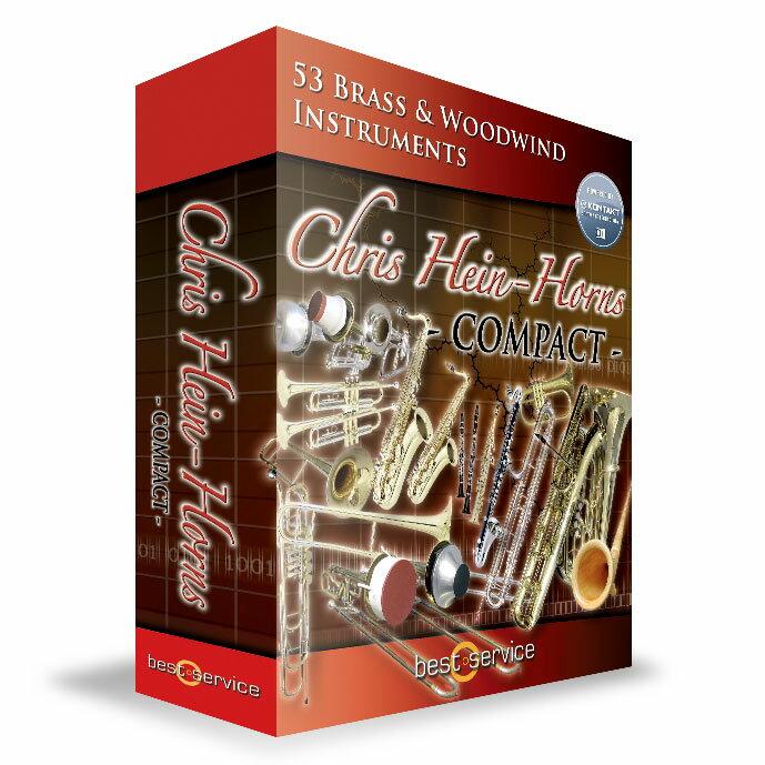 Best Service/CHRIS HEIN HORNS COMPACT【ダウンロード版】【オンライン納品】【在庫あり】