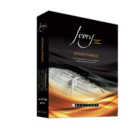 Synthogy/Ivory II Grand Pianos【パッケージ版】