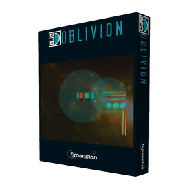 FXPansion/BFD3/2Expansion Pack: Oblivion【〜3/31 期間限定特価キャンペーン】【オンライン納品】【BFD拡張】